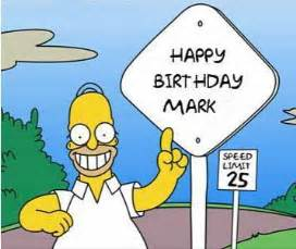 happy birthday mark knowles