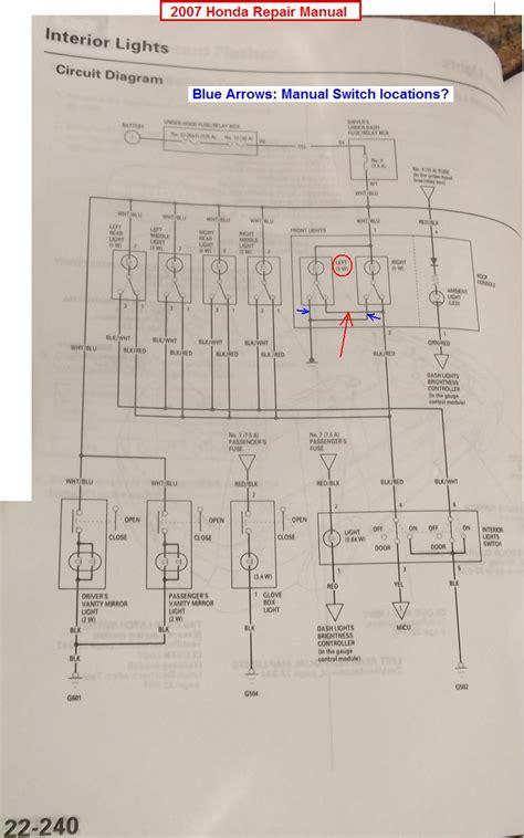 honda civic ex door wiring diagram wiring diagram manual