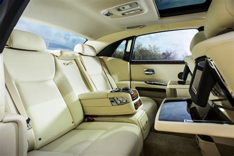 rolls royce ghost interior 2017 revealed the best car interiors automotive