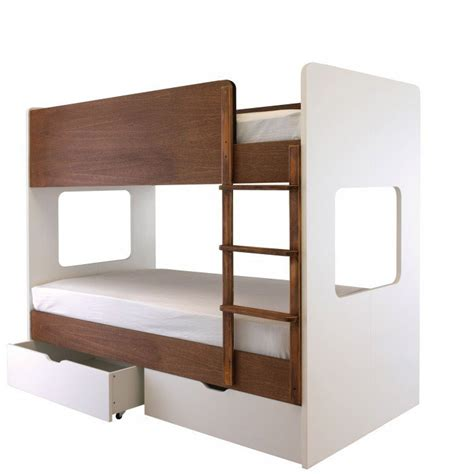 modern kids bed aspace coco bunk bed modern bunk beds for kids