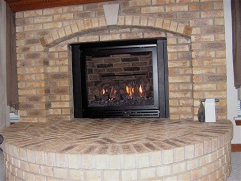 Prefab Fireplace Manufacturers by Before After Hechler S Mainstreet Hearth Home Troy
