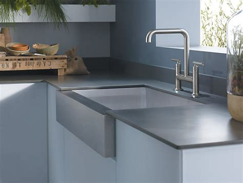 kohler sink cabinets bar cabinet k 3943 vault under mount kitchen sink kohler