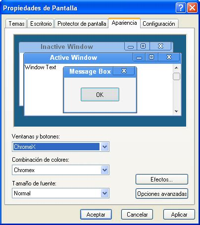 firefox personalisieren themes chrome xp download