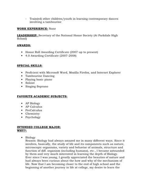 should i put national honor society on resume 28 images resume sle 908 pathways mine resume