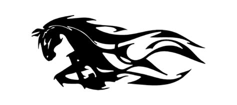 Aufkleber Wolf Racing by Tribal Vinyl Graphic 107