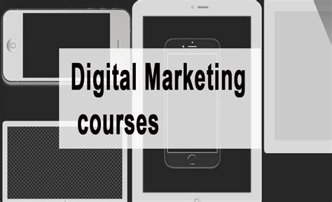 Digital Marketing Degree Course 5 by Marketing Archives Bizanosa