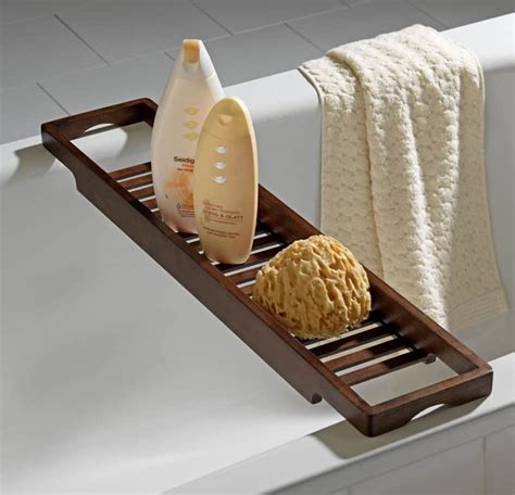 bathtub racks 22 cool bathtub caddies or marvelous bathtub tray design