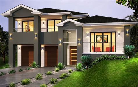 House Designs And Floor Plans Nsw by New Home Builders Brighton 36 1 Split Storey Home Designs