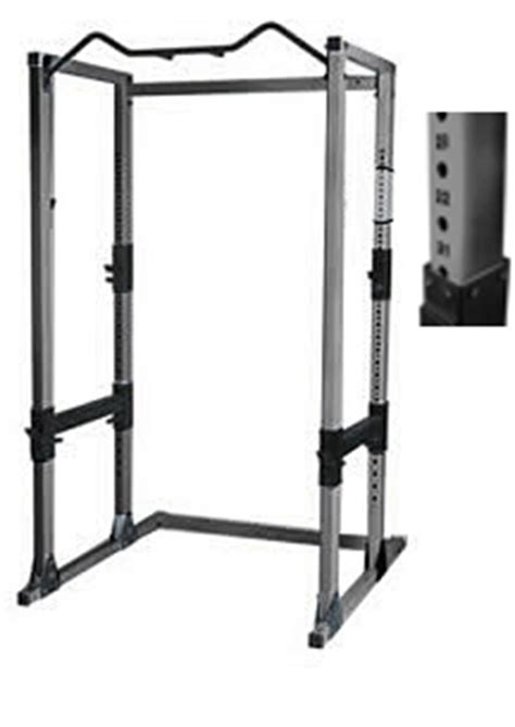 Northern Lights Power Rack by Fitness Depot Ottawa Strength Systems Northern Lights