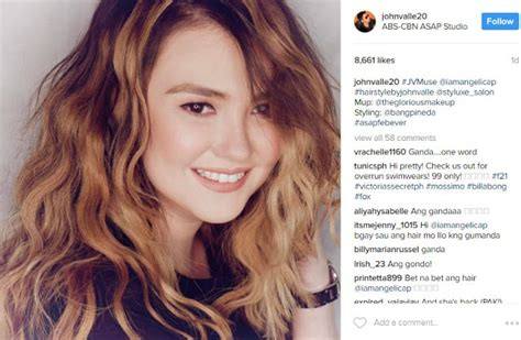 angelica panganiban hair 2016 angelica panganiban latest hair newhairstylesformen2014 com