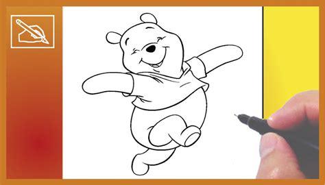 imagenes de winnie pooh solo para dibujar c 243 mo dibujar a winnie the pooh drawing winnie the pooh