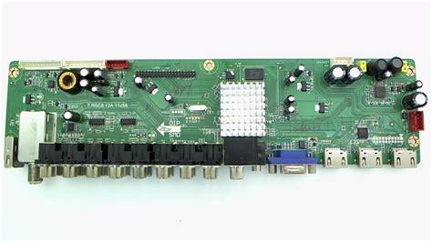Westinghouse VR-4030 Main Digital Boar Part 1B1K2630 Westinghouse Tv Parts
