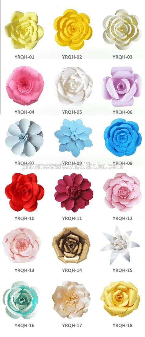 Backdrop Paper Flower Hiasan Jendela Ready Stock paper flower wall decoration wedding decoration paper flower backdrop flowers