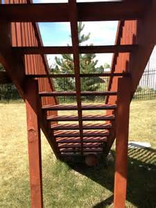 Handrail Posts Deck Stairs And Railing Movement Internachi Inspection Forum