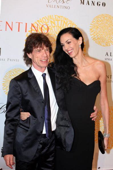 Valentinos 45th Anniversary Bash by Mick Jagger Pictures And Photos Fandango