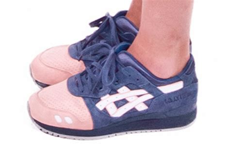 Asics Gel Lyte Iii Mossad X Ronnie Fieg ronnie fieg kithland sneakers sole collector