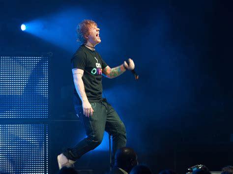 ed sheeran concert ed sheeran photos photos ed sheeran in concert new