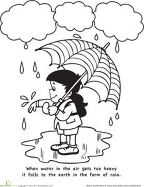 Color And Learn Rain | color rainy day rosie colors learning and rainy days
