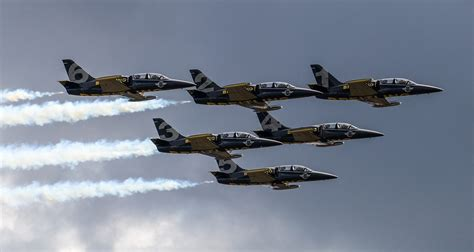 airshow news breitling jet team confirm  uk display date   bournemouth uk