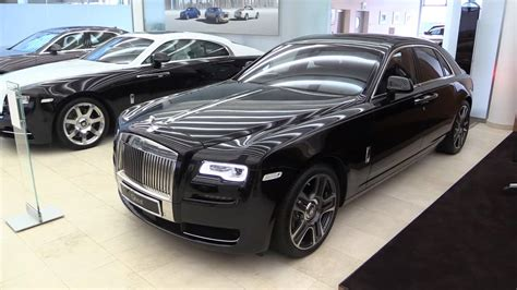rolls royce ghost 2017 2017 rolls royce ghost series ii in depth review