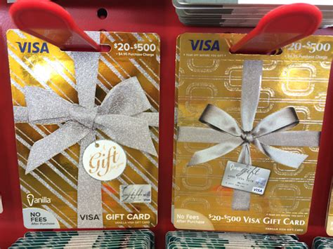 Visa Gift Cards At Cvs - cvs visa gift cards lamoureph blog