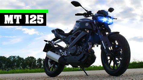 Motorrad Yamaha Mt 125 by Yamaha Mt 125
