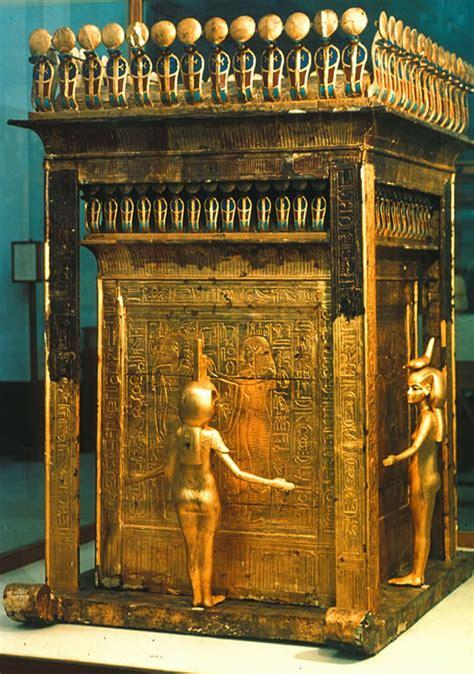 i vasi canopi tutankhamon rte immagine