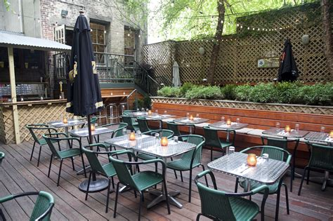 restaurant backyard outdoor dining guide nyc s best summertime restaurants