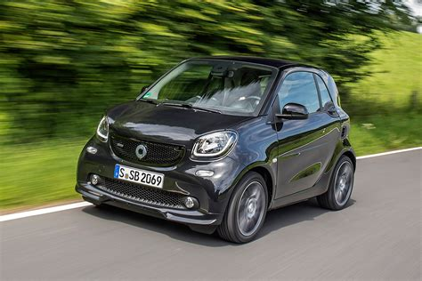 about smart cars smart brabus fortwo 2016 review auto express