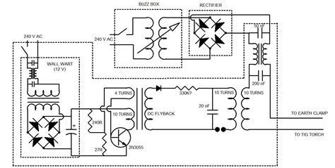 welder wiring diagram diy tig welder schematic diy get free image about wiring