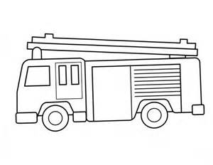 how to draw a fire truck coloring page coloring sky