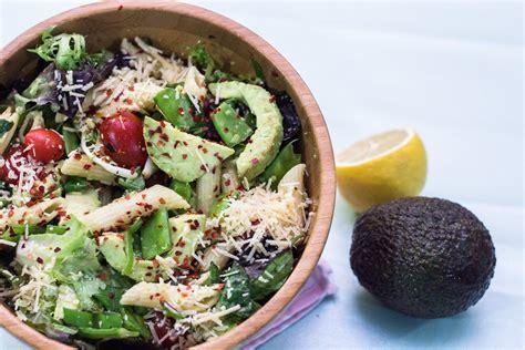 delicious pasta salad delicious pasta salad with avocado dressing maya kitchenette