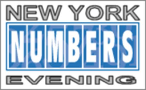 new york lottery yearly calendar new york numbers evening ny numbers evening results
