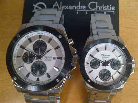 Alexandre Christie Ac 6407mc jual alexandre christie ac 6247 white steel ring