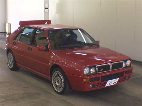 Lancia Delta 1995 1995 Lancia Delta Photos Informations Articles