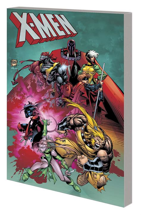 X Age Of Apocalypse Prelude Tp Marvel Comics nov150958 tp age of apocalypse previews world