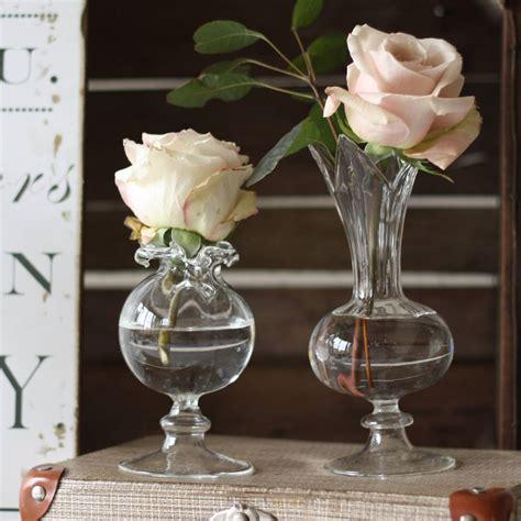 Petals Vase by Petal Glass Bud Vase By The Wedding Of Dreams