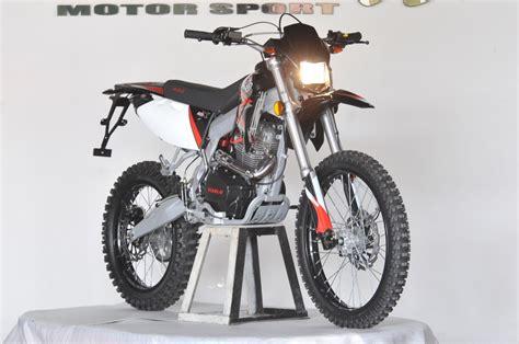Trail Diablo 200x motor trail