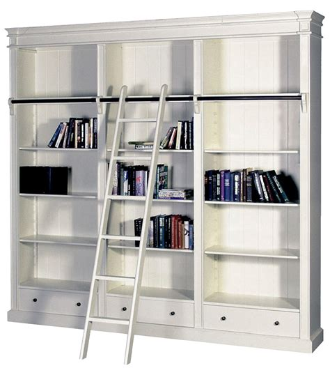 white library bookcase with french provincial htons open library bookcase with