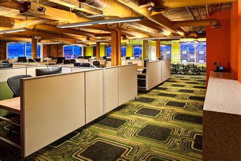 Salesforce Offices by Salesforce Vancouver Turner Construction Company