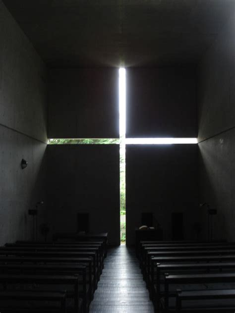 ad classics church of the light tadao ando architect