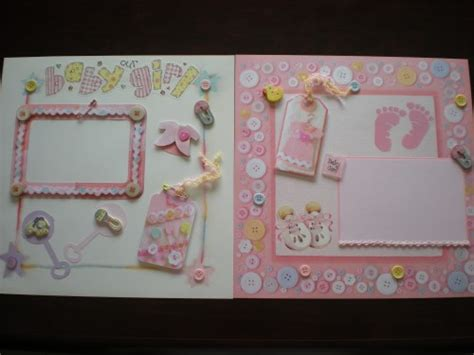12x12 scrapbook templates our baby premade 12x12 scrapbook pages