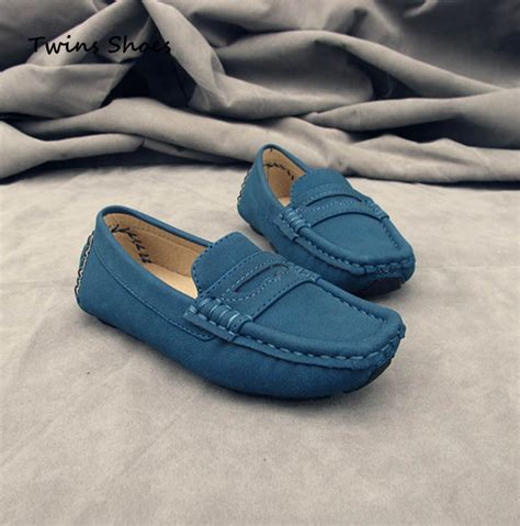 boys flat shoes 2015 summer autumn boys moccasin shoes children