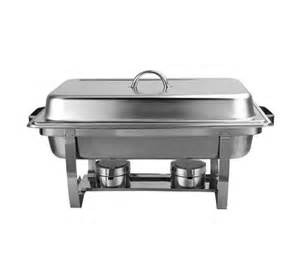 buffet l sets bain bow chafing dishes 2x4 5l stainless steel