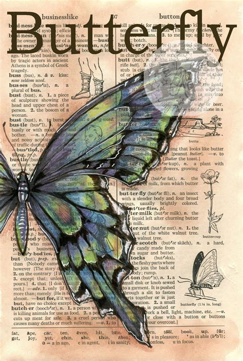 doodle free dictionary flying shoes studio blue green butterfly butterfly