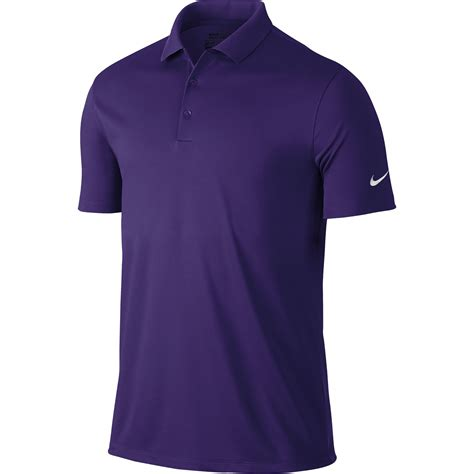 Polo Shirt Nike Blue nike mens victory sleeve solid polo shirt ebay