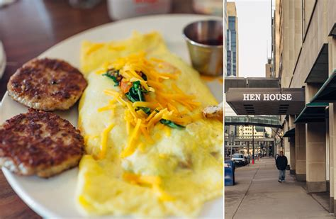 hen house eatery breakfast at hen house eatery in downtown minneapolis