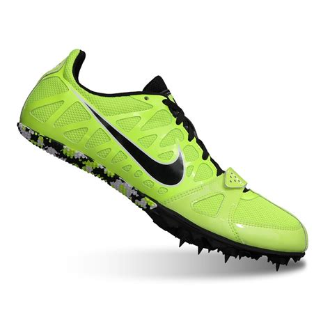 nike spike running shoes nike junior zoom rival sprint 6 running spikes 30