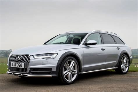 Audi Allroad 2012 by Audi A6 Allroad From 2012 Used Prices Parkers