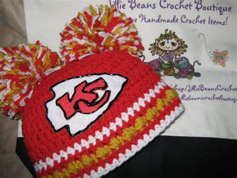 crochet pattern kansas city chiefs afghan 59 best images about crochet sports things on pinterest